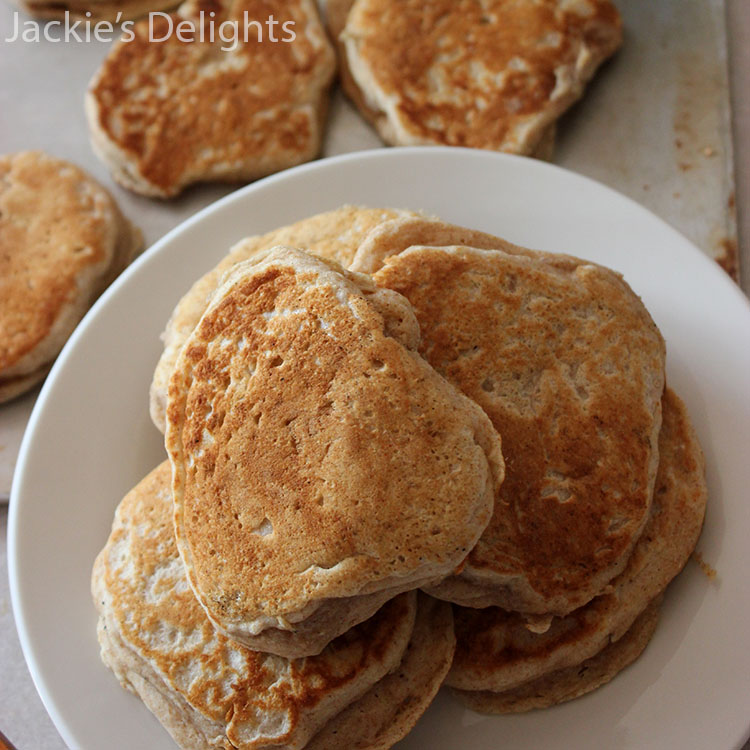 Overnight Pancakes + Homemade Decadence Cookbook Review
