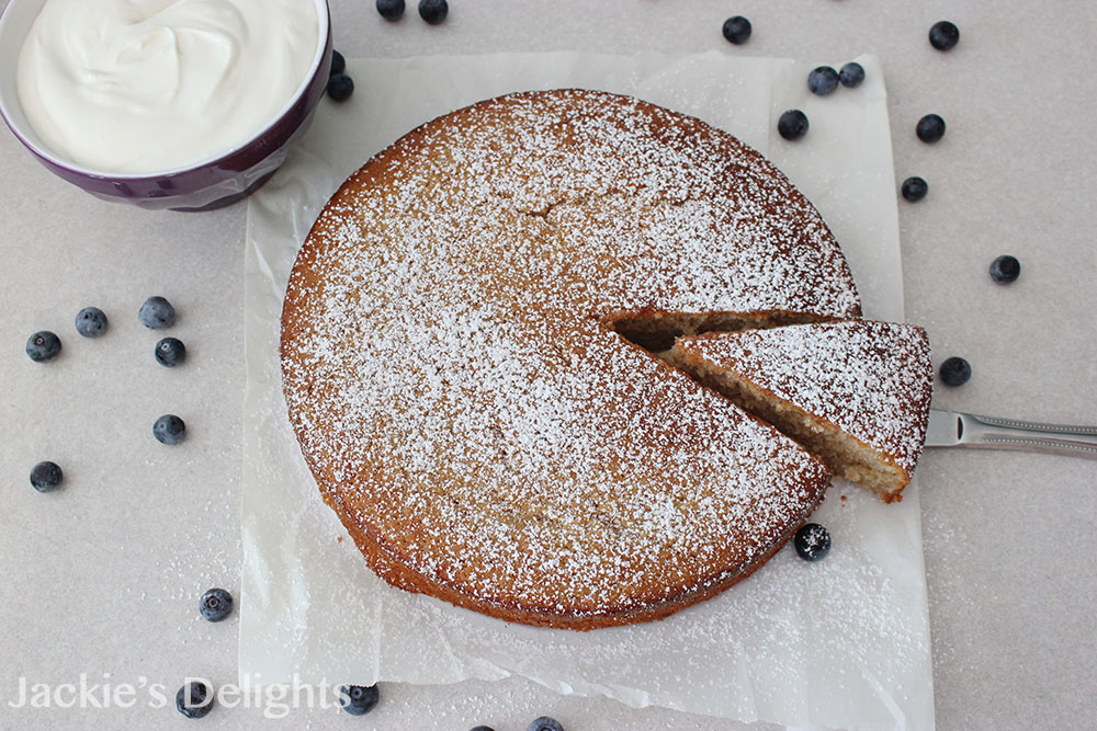 Golden Yogurt Cake + Yogurt Cookbook Review